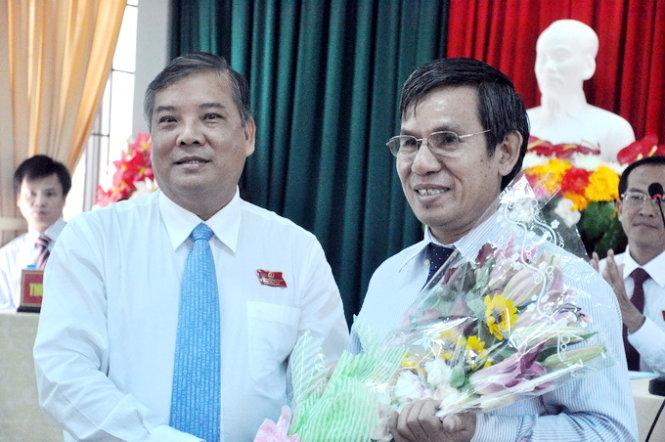 Ông Nguyễn Lập giữ chức Chủ tịch UBND TP Vũng Tàu