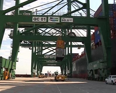 BR-VT nỗ lực phát triển kinh tế cảng biển