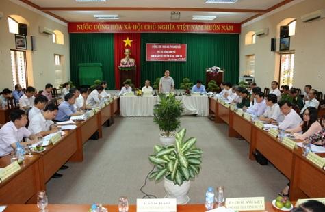 Phó Thủ tướng: Bà Rịa-Vũng Tàu cần phát huy đa dạng thế mạnh kinh tế