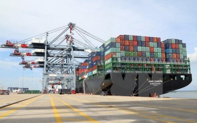 Với quy mô 1.200 ha, Cái Mép hạ sẽ trở thành trung tâm logistics lớn nhất Việt Nam sau khi được xây dựng