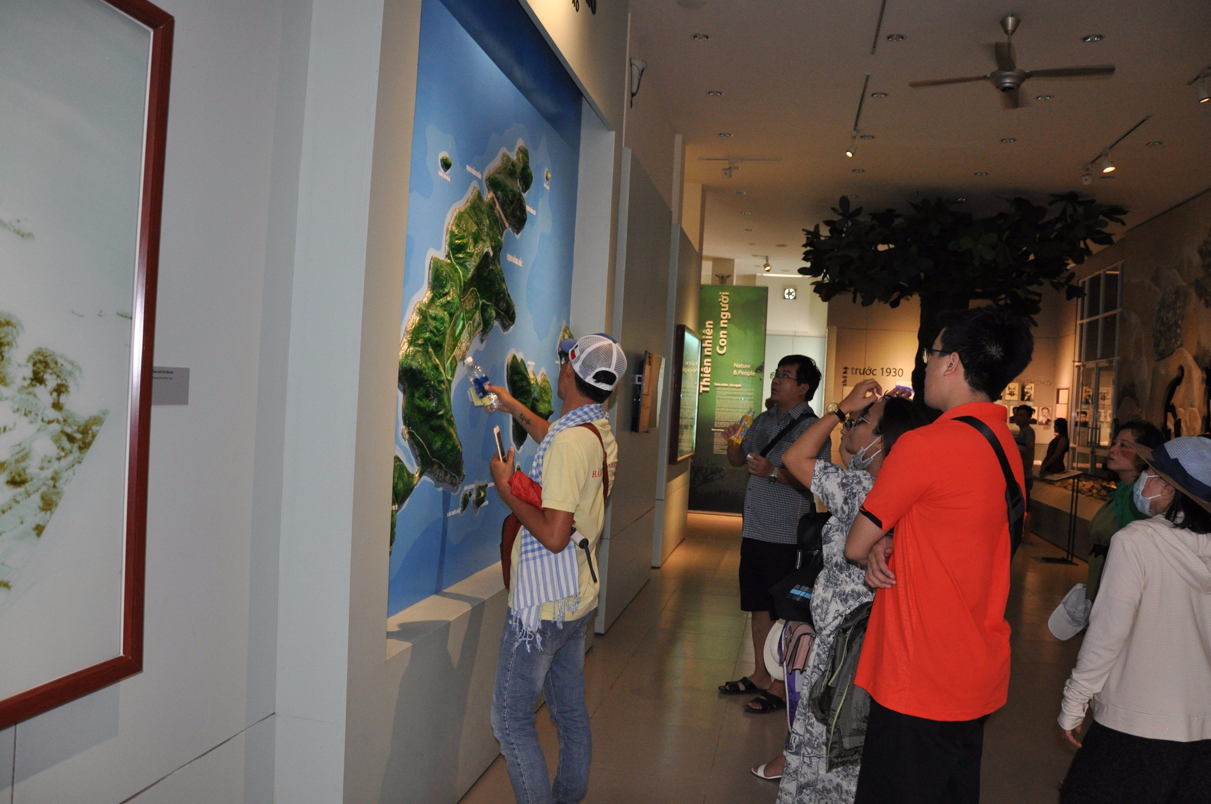 Quỹ Đầu tư phát triển tổ chức chuyến đi về nguồn năm 2019 tại Côn Đảo