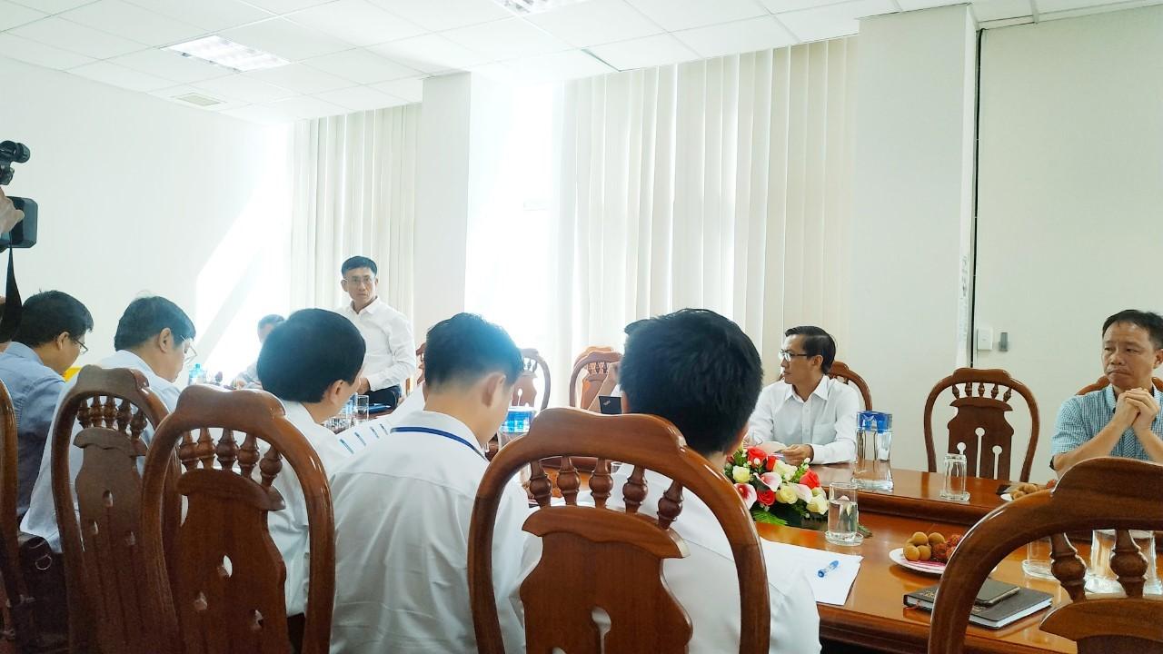 Lãnh đạo tỉnh Bà Rịa – Vũng Tàu làm việc với đại diện Ngân hàng Thế giới về việc tiếp cận nguồn vốn cho cho đầu tư, phát triển kinh tế xã hội tỉnh